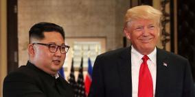 ترامب يبعث رسالة ودية لزعيم كوريا الشمالية