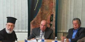 """اللجنة السياسية في """"الوطني"""": رفض مطلق لورشة المنامة"""