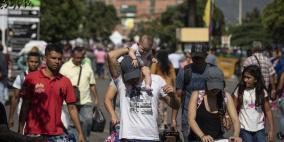 عدد المهاجرين من فنزويلا قد يتضاعف إلى ثمانية ملايين