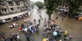 الأمطار الغزيرة تودي بحياة 27 شخصا في الهند