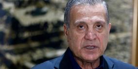 الرئاسة: الاستقرار بالمنطقة متوقف على حل القضية الفلسطينية