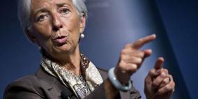 لاجارد تحث حكومات منطقة اليورو على الإنفاق بسخاء أثناء التعافي