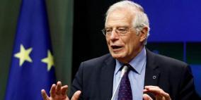 وزير خارجية الاتحاد الأوروبي الجديد يثير حفيظة إسرائيل