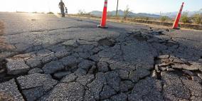 فيديو: زلزال بقوة 7.1 يضرب جنوب كاليفورنيا