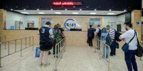 61 ألف مسافر تنقلوا عبر معبر الكرامة الأسبوع الماضي