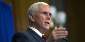 نائب ترامب: على إيران ألا تسيء فهم ضبط النفس الأمريكي بأنه ضعف