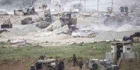 خطة إخلاء اسرائيلية في غلاف غزة