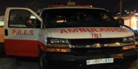 وفاة طفل بحادث دهس من قبل مركبة إسعاف