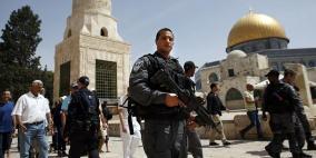 أكثر من 130 مستوطنا يقتحمون المسجد الاقصى