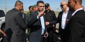 هذا ما حمله الوفد المصري بشأن التهدئة والمصالحة في زيارته لغزة