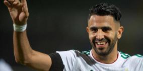 هذا ما طلبه محرز من مشجعي الجزائر في فرنسا