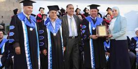 """""""الإسلامي الفلسطيني"""" يرعى حفل تخرج كلية الدعوة الإسلامية في قلقيلية"""