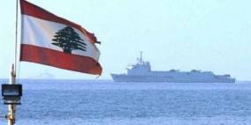 سفينة إسرائيلية تخترق المياه الإقليمية اللبنانية