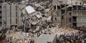مقتل 4 ومحاصرة أكثر من 30 في انهيار مبنى بالهند