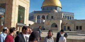 دعوات لاقتحامات واسعة للمسجد الأقصى غدا
