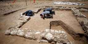 اكتشاف مسجد يعود لأكثر من 1200 عام في النقب