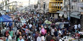 المرصد: الشعب الفلسطيني يستهلك أضعاف ما ينتج