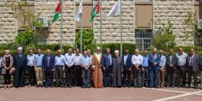 جامعة القدس والاوقاف الإسلامية تجتمعان لبحث التعاون ودعم صمود المواطنيين