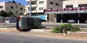 الشرطة لرايـة: التشدد على طريق بيت ايبا-دير شرف مقصودٌ بسبب الحوادث