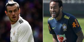 ريال مدريد يعرض بيل و90 مليون يورو على سان جيرمان لضم نيمار