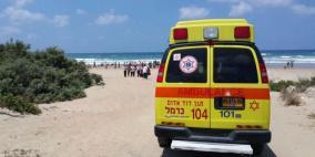 مواصلة البحث عن غريق أمام شاطئ يافا