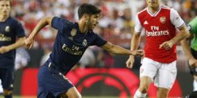 ريال مدريد يعلن تفاصيل إصابة ماركو أسينسيو