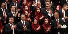 عرس جماعي لـ 90 عريسا فلسطينيا وسوريا في دمشق