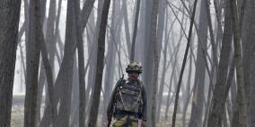 التوتر يتصاعد في كشمير بعد نشر نيودلهي 10 آلاف مقاتل اضافي