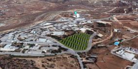 نابكو و جامعة بيرزيت توقعان اتفاقية إقامة مشروع محطة طاقة شمسية