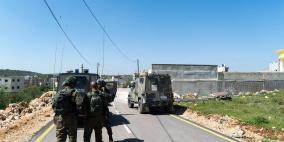 """إطلاق نار على قوة لجيش الاحتلال قرب مستوطنة """"حومش"""""""