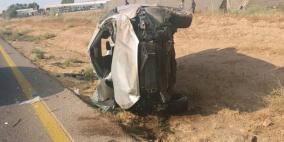 وفاة شاب بحادث سير ذاتي في أريحا