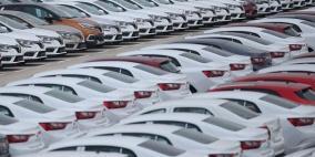 هبوط كبير في مبيعات السيارات التركية