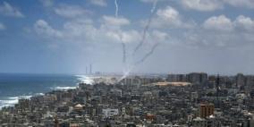 حماس تطلق صواريخ تجريبية جديدة