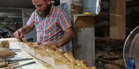 حفّار الخشب التقليدي!