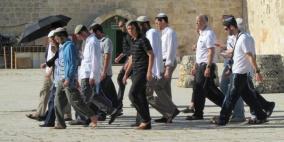 توتر شديد يسود المسجد الأقصى