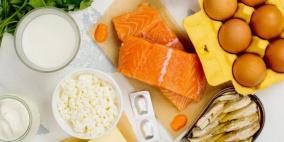 طعمة تعوض نقص فيتامين D