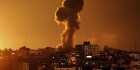 اول تعليق من حماس على القصف الإسرائيلي