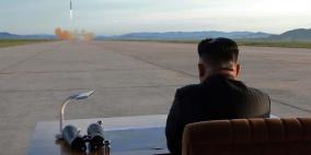 زعيم كوريا الشمالية يشرف على تجربة سلاح جديد