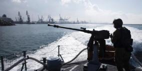 الاحتلال يستهدف ويلاحق الصيادين
