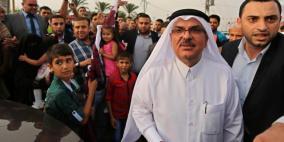 العمادي يصل غزة نهاية الأسبوع ويجري اجتماعات مع إسرائيليين