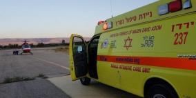 مصرع شخص سقط من علو قرب شاطئ البحر في يافا