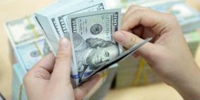 العملات: انخفاض على سعر صرف الدولار مقابل الشيقل
