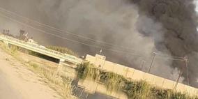 """مصادر عراقية تتهم """"اسرائيل"""" بالوقوف خلف قصف قاعدة الحشد الشعبي"""