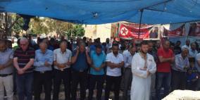 إقامة صلاة الجمعة بالعيسوية وأبو ديس رفضًا لاعتداءات الاحتلال