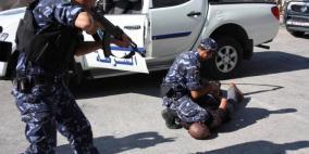 الشرطة تنفذ حملة أمنية في 3 بلدات ببيت لحم