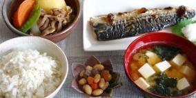 النظام الغذائي الياباني للتخسيس