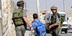 220 أسيرا من الأطفال محرمون من الالتحاق بالعام الدراسي الجديد