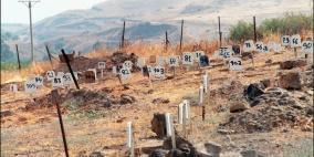 304 من الشهداء لا زالوا في مقابر الأرقام