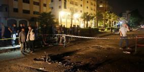 داخلية غزة: انتحاريان نفذا الهجومين على نقطتي الشرطة