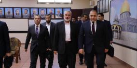 المخابرات المصرية تعرض اقتراحا جديدا على حماس  بشأن التهدئة